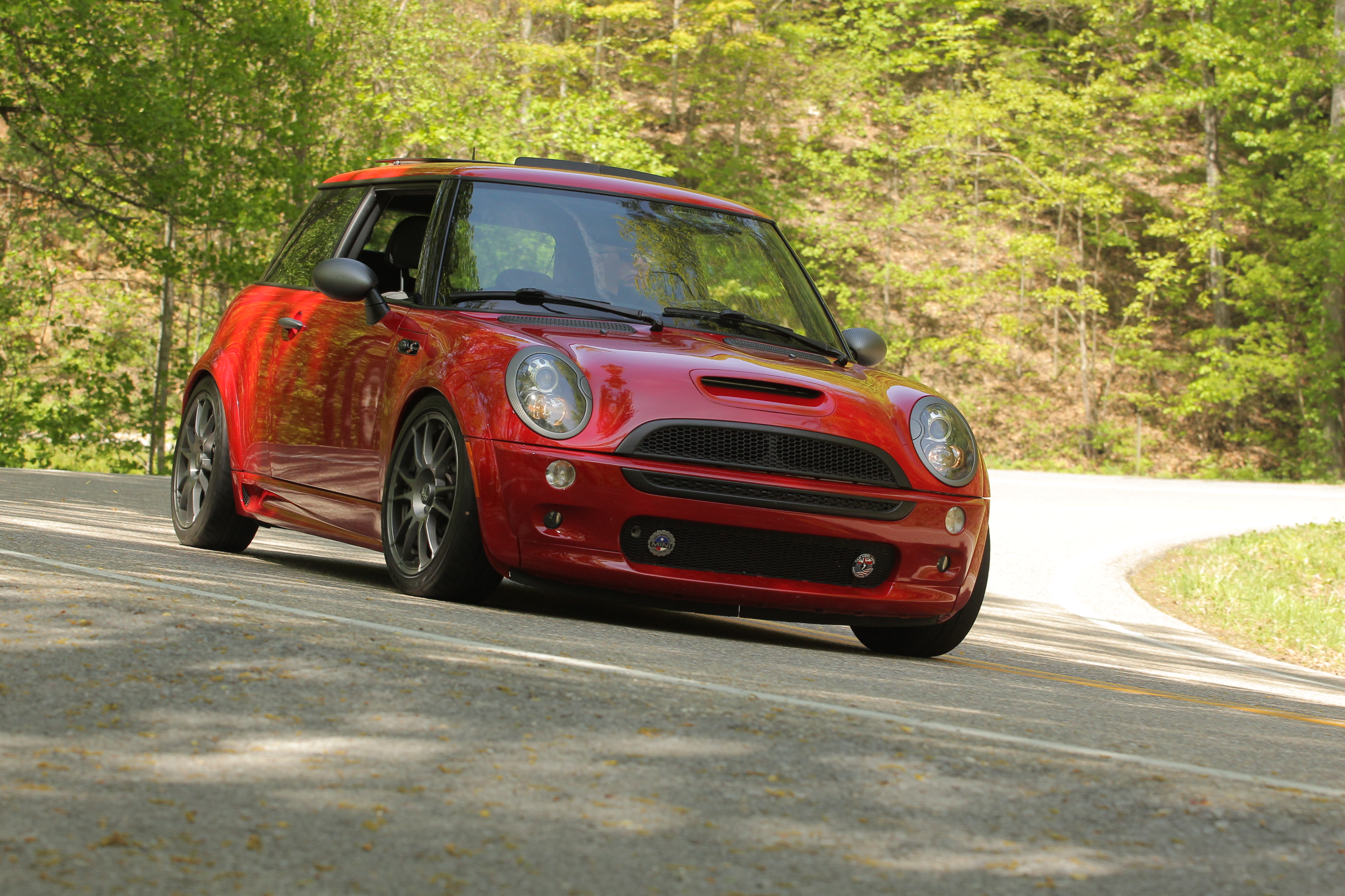 129 Slayer 1st gen - jcw - most liked posts in thread: refreshing rufus